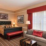 Duluth Luxury Hotel - King Sofa