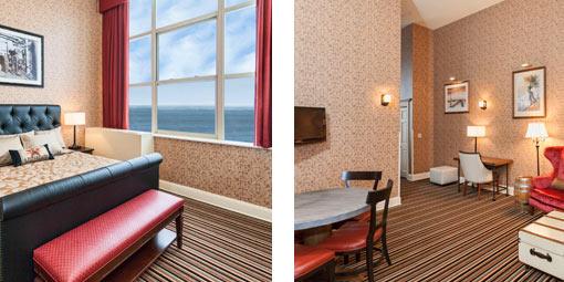 Duluth Lakeside Hotel Executive Room